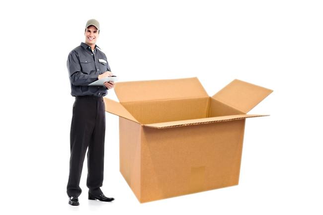 Caisse carton double cannelure 800 x 600 x 800 mm par 10