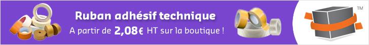 Toutembal : Fournisseur de rouleau de scotch/rubans adhésif technique