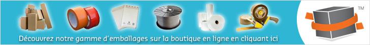 Acheter tous types d'emballages sur la boutique d'emballage Toutembal.fr