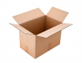 Caisse carton format A3 simple cannelure - 430 x 300 x 330 mm