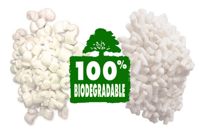 Particule calage biod gradable chips de calage cologique for Particule de calage