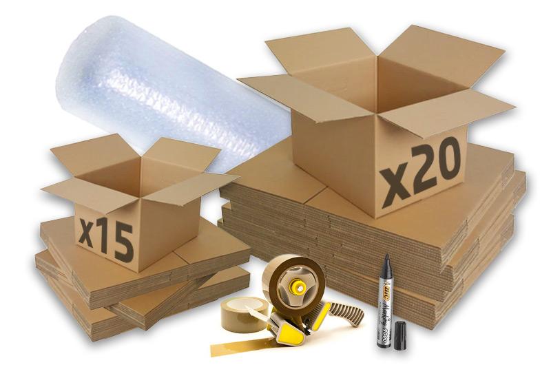 kit d m nagement studio t1 kits de d m nagement. Black Bedroom Furniture Sets. Home Design Ideas