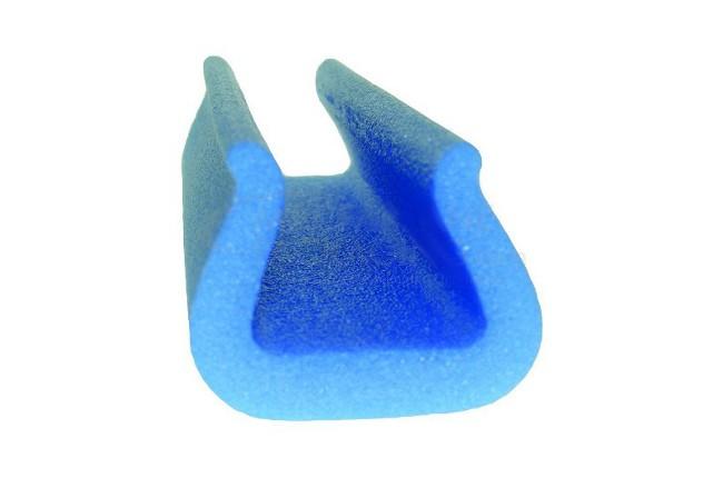 profil mousse la barre profil e en mousse de protection bleue. Black Bedroom Furniture Sets. Home Design Ideas