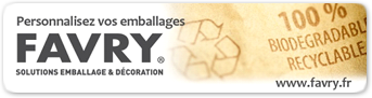 FAVRY - Emballage alimentaire